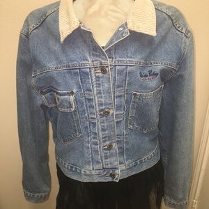 UNION BAY Large Denim Jean Jacket 100% Cotton